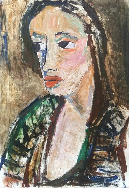 , 'Attitude,' , Eisele Fine Art