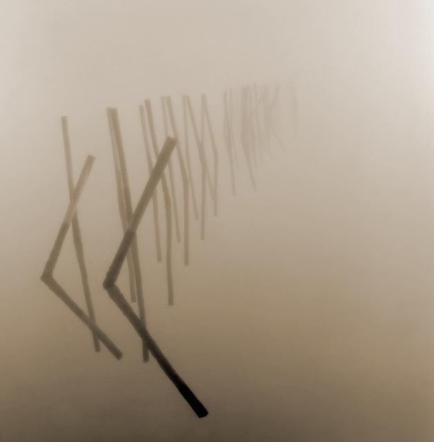 , 'Abstract Pier III,'  2000-2005, Paraphé