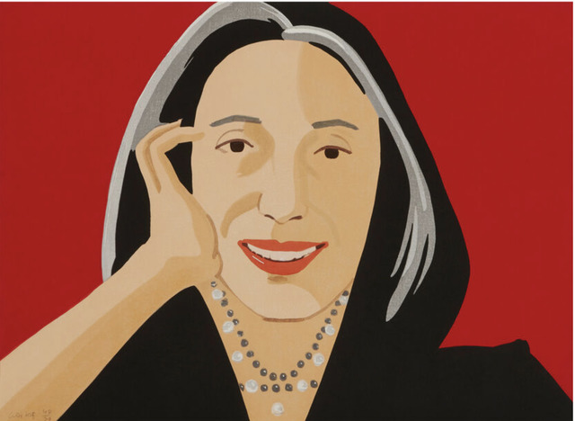 Alex Katz, 'Ada', 2011, Dallas Collectors Club