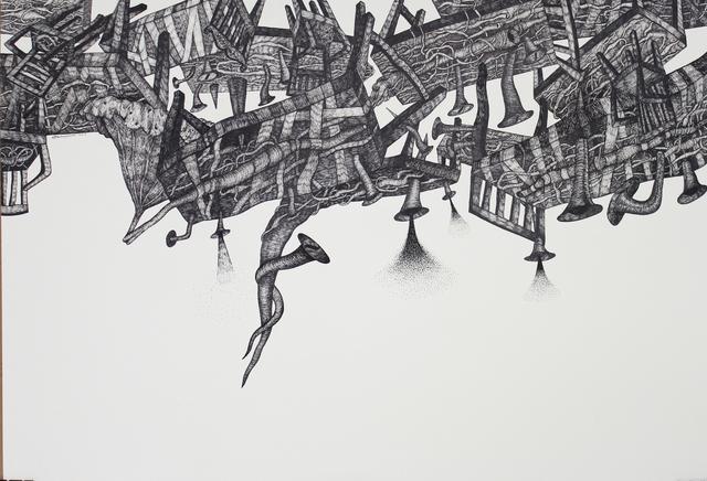, 'DISAPPEARENCE X,' 2017, Saskia Fernando Gallery