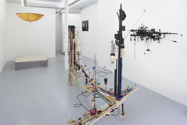 Jeroen Frateur, 'Aménagement du territoire', 2013-2014, Lily Robert