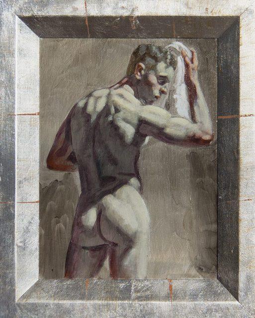 , '[Bruce Sargeant (1898-1938)] Man with Towel,' , John Wolf Art Advisory & Brokerage