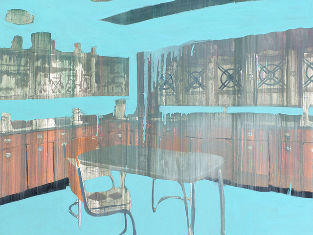 , 'La Cocina,' 2015, Yam Gallery