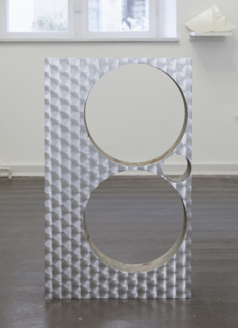 , 'Balancing Act #1 - A Broken Circle,' 2017, Marie Kirkegaard Gallery