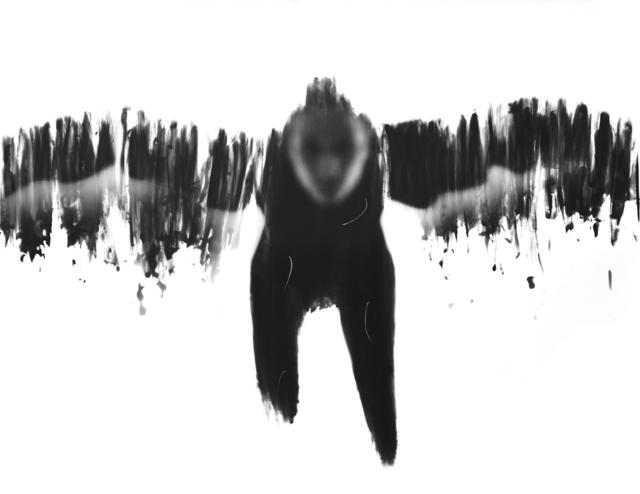 , 'Vultures. Study,' 2016, GALERIE BENJAMIN ECK