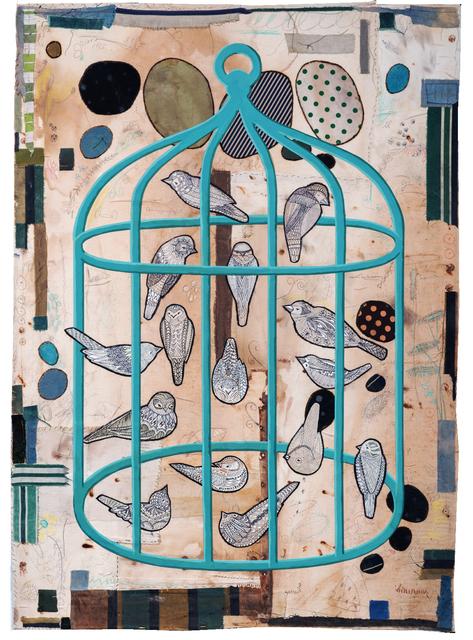 , 'Aviary,' 2016, Clark Gallery