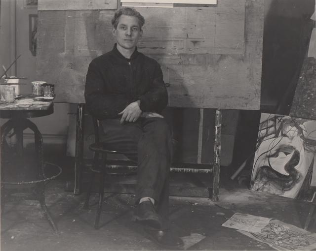 , 'W. de Kooning,' 1947, Robert Mann Gallery