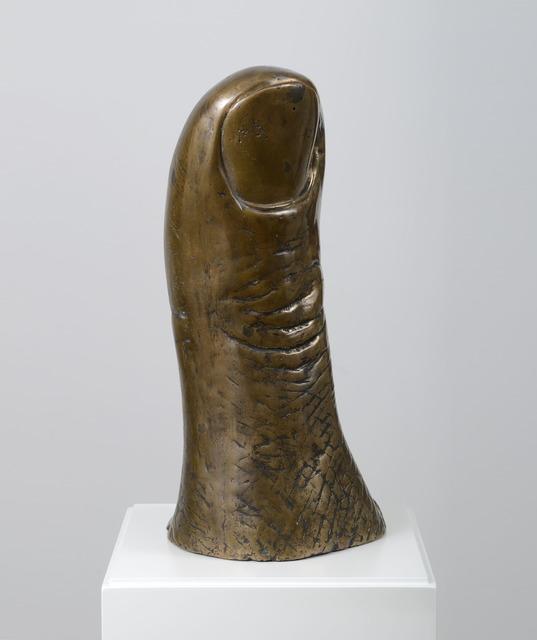 César, 'Le Pouce,' 1965, Galerie Laurent Strouk