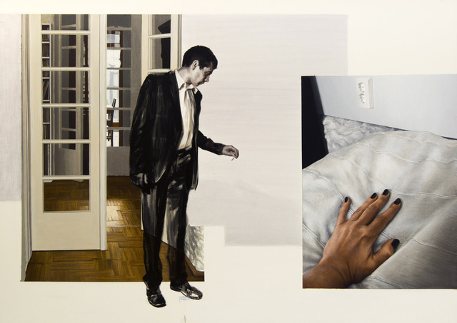 Marta Czene, 'For a While', 2015, Inda Gallery