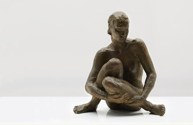 , '»Sitzende«,' ca. 1930, Ludorff