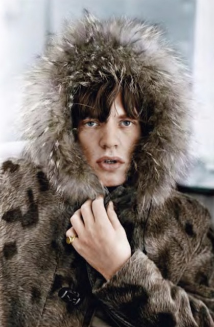 Terry O'Neill, 'Mick Parka, colourised', 1964, Mouche Gallery