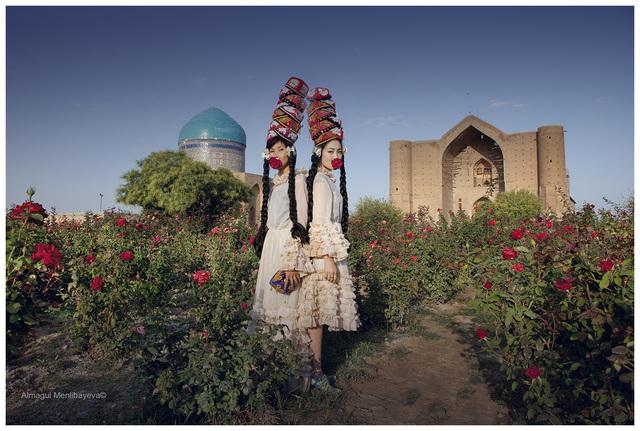 , 'Bodyguards of Yassavi II,' 2010, Aspan Gallery