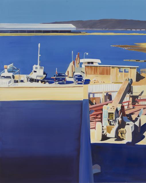 , 'Blue Window,' 2017, Desta Gallery