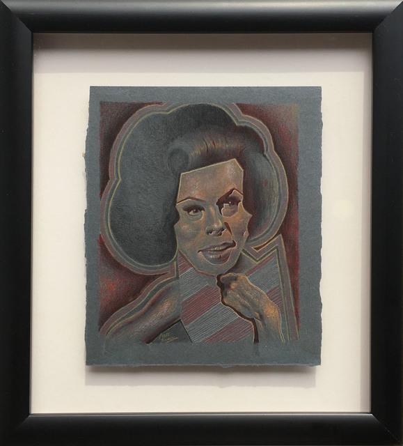 , 'Woman (gray),' 2016, BoxHeart