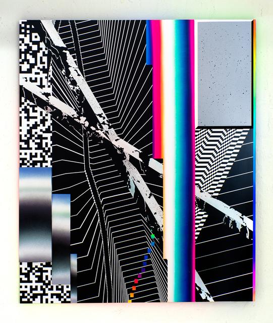 , 'OPTICHROMIE 38-DIMENSIONAL,' 2016, Mirus Gallery