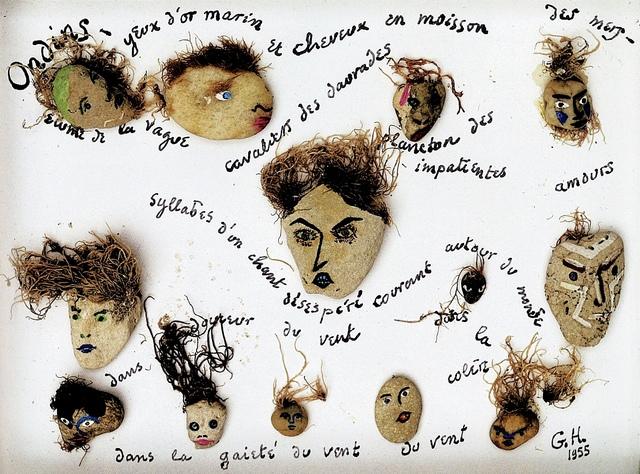 , 'Ondins,' 1959, Martin du Louvre