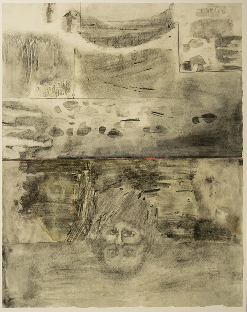 Robert Rauschenberg, 'Dante's Inferno - Canto XVIII, an Original Lithograph by Robert Rauschenberg', 2017, White Cross