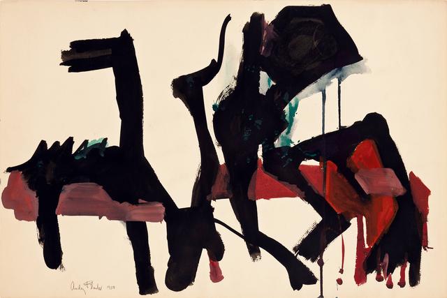 , 'Catwalk,' 1950, Hollis Taggart