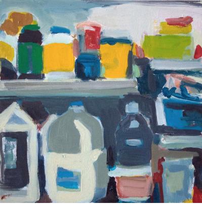 , 'Fridge,' 2013, The George Gallery