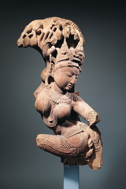 , 'Surasundari (Celestial Entertainer),' 11th century, Asia Society