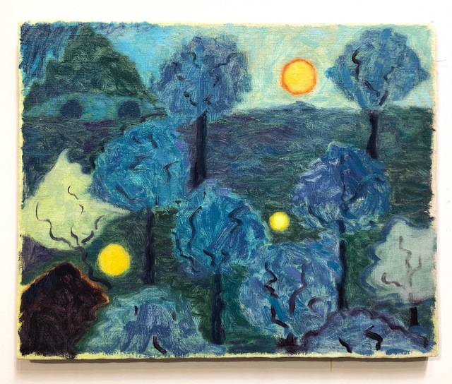 Alan Prazniak, 'Edge of a Wood', 2018, Geary
