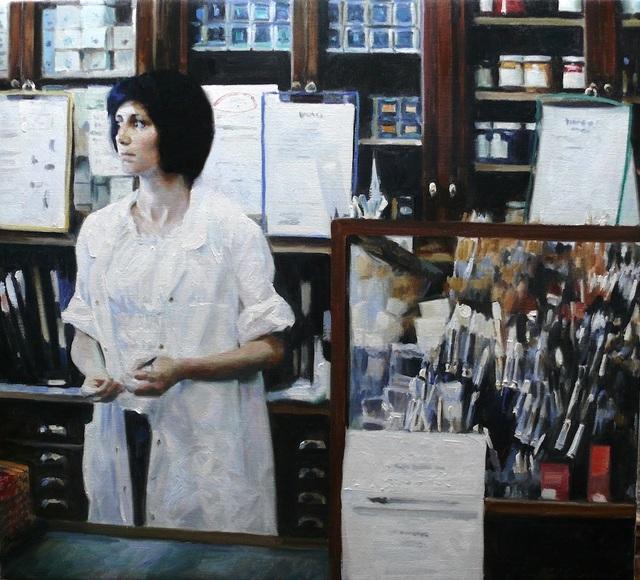 Paul Oxborough, 'Sennelier, Paris', 2015, Cavalier Ebanks Galleries
