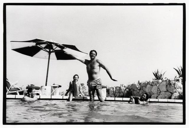 , 'Johnny Pigozzi,' 1987, Gagosian