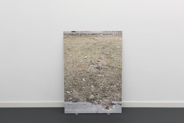 , 'Retirar las vallas de un solar.,' 2016, García Galeria