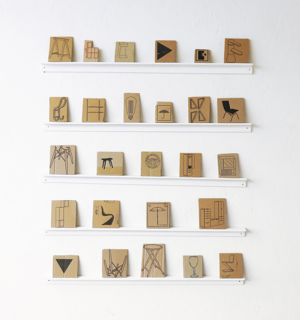 , 'Tipologia Material,' 2015, Casa Nova Arte e Cultura Contemporanea