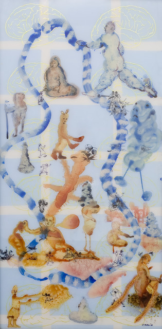 , 'Stories Retold : Mapping III,' 2008, Arario Gallery