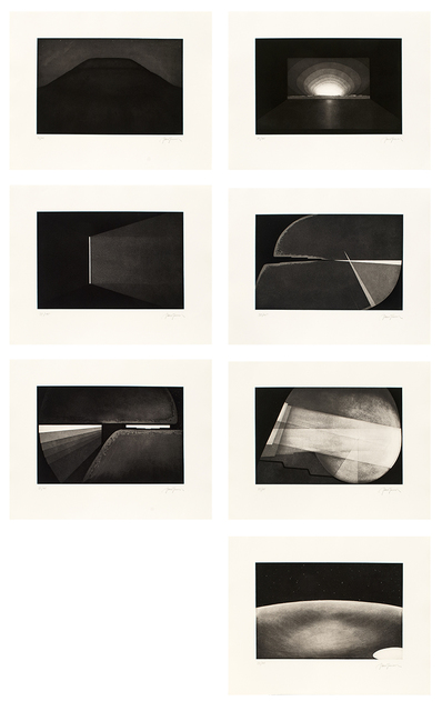 James Turrell, 'Deep Sky', 1984, Susan Sheehan Gallery