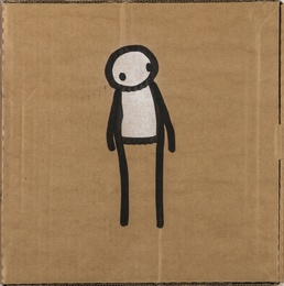 Stik, 'Pizza Box,' 2011, Forum Auctions: Editions and Works on Paper (March 2017)