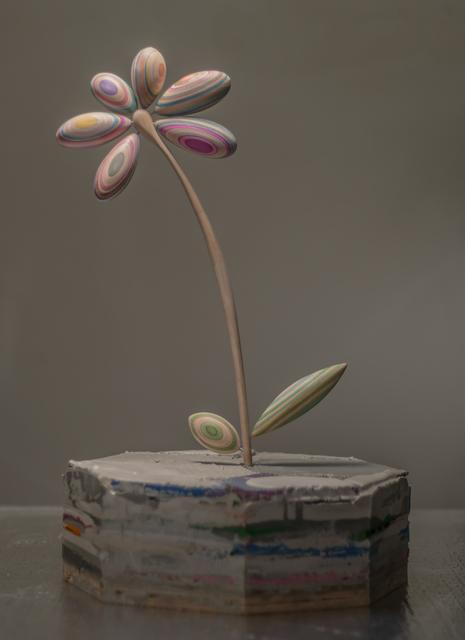 , 'La Fleur II,' 2018, Markowicz Fine Art