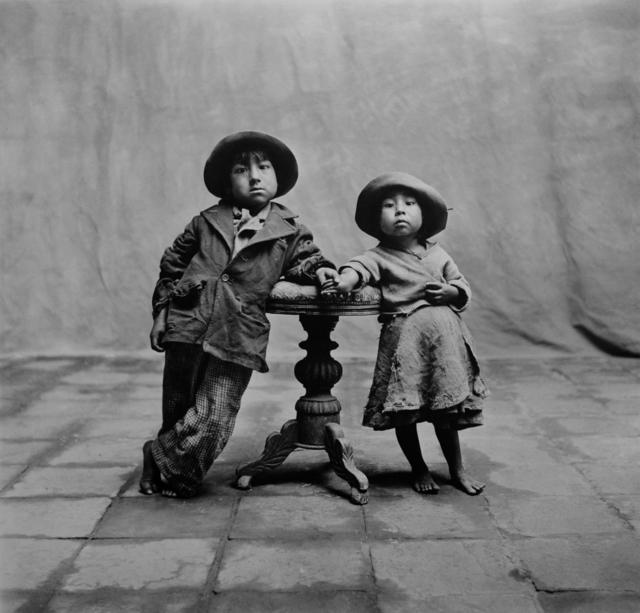 , 'Cuzco Children, Peru,' 1948, Etherton Gallery