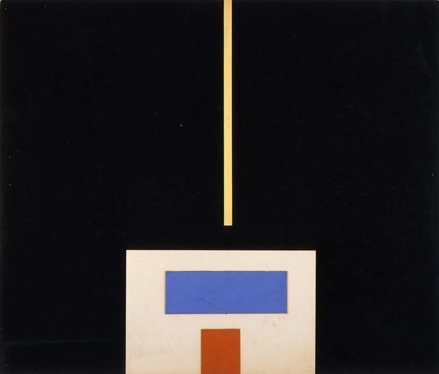 , 'First Theme,' ca. 1963, Michael Rosenfeld Gallery