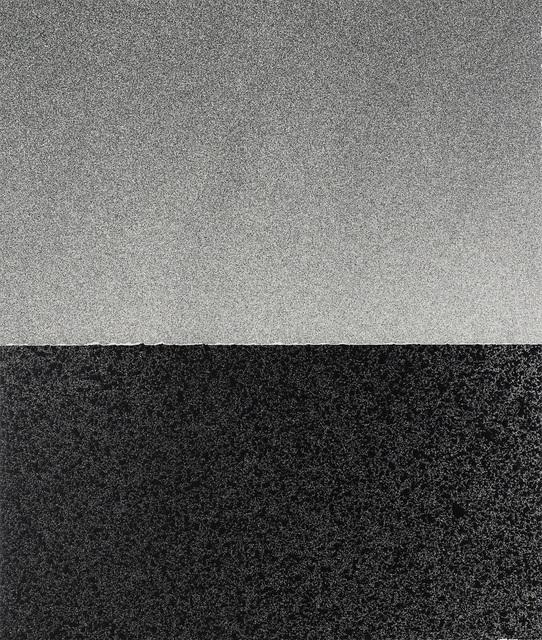 , 'Sea Scape 20,' 2018, David Pluskwa