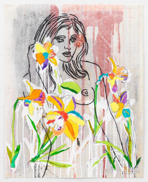 , 'Daffodils' Tender,' 2017, Goodman Gallery