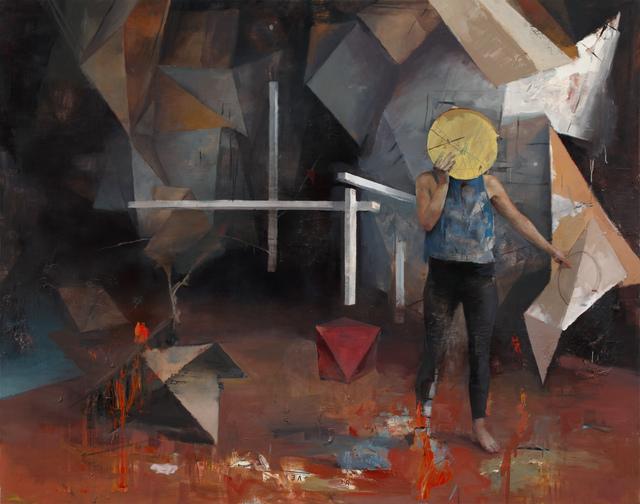 , 'Garden Gate,' 2017, GRIMM