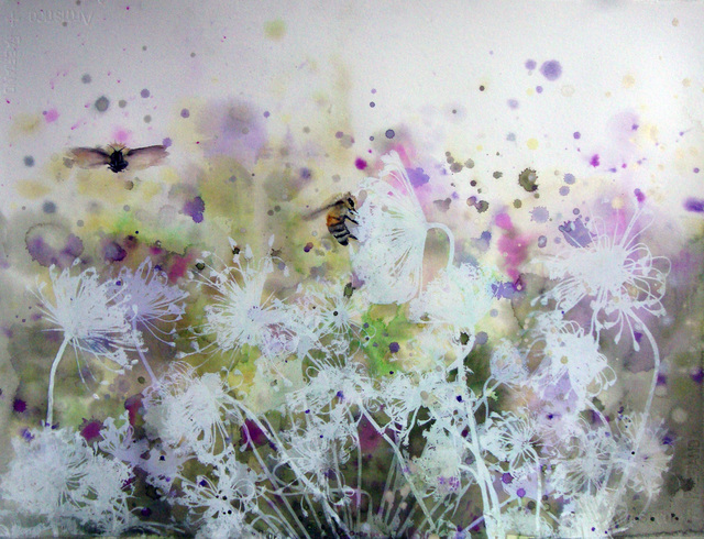 , 'Pollinating Wild Flowers,' 2011, Sloan Fine Art