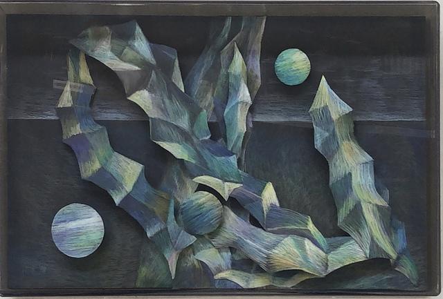 , 'Flying Rocks,' , Ro2 Art