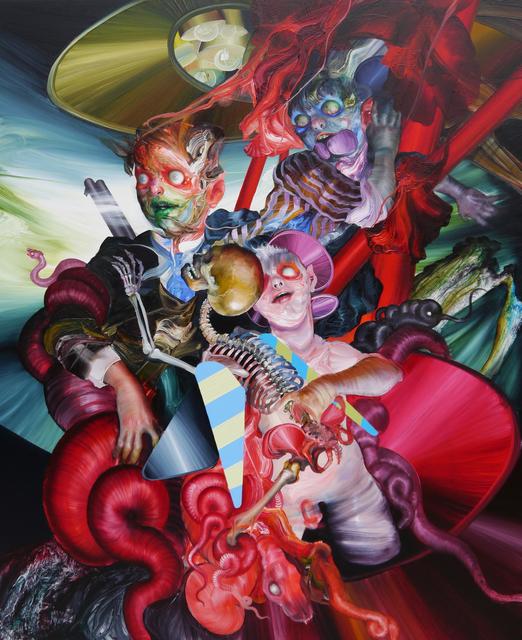 , 'El Retorno De Ares ,' 2017, SGR Galería