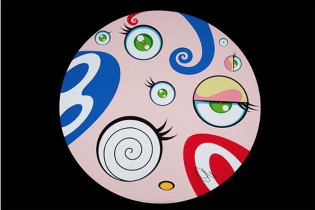 Takashi Murakami, 'We Are The Square Jocular Clan Print #4', 2018, Dope! Gallery