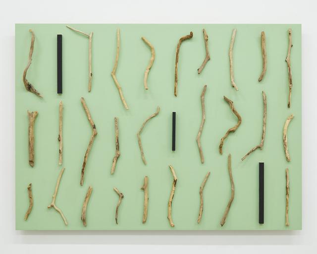 Kishio Suga, 'Cause of Self-Continuation', 2018, Tomio Koyama Gallery