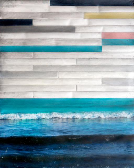 John Folsom, 'Study in Blue XIII', 2020, Newzones