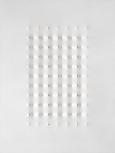 , 'Superficie bianca,' 1964, Matteo Lampertico