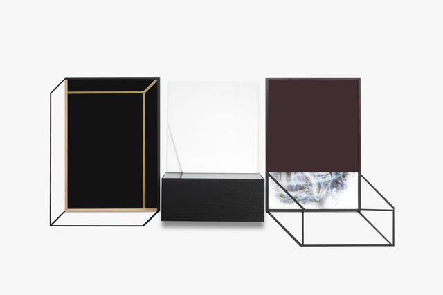 , 'Untitled (Boxes),' 2014, Kadel Willborn