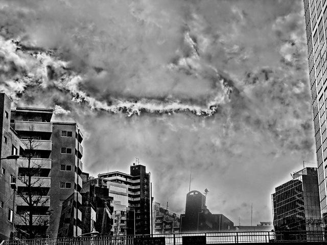 , 'Tokyo, Chaos Cloud,' 2011, L. Parker Stephenson Photographs