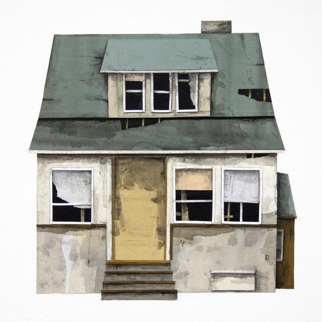, 'House Study II,' 2017, Paradigm Gallery + Studio