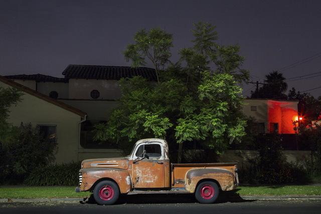 , 'Sleeping Car, Oakwood Avenue,' 2012, Fahey/Klein Gallery