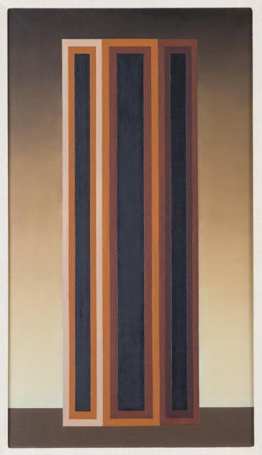 , 'Untitled (Torre naranja),' ca. 1980, Hutchinson Modern